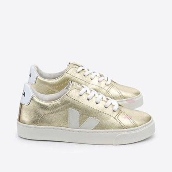 Esplar Lace Up Sneaker Girls Size 35 W5